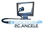Logo de Docteur pc Ancele partenaire de Services Numérique.